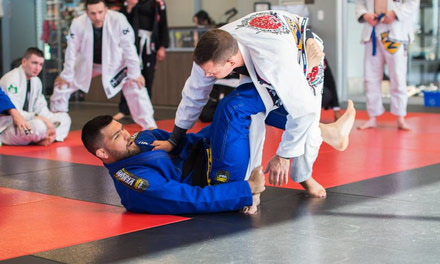 {Intro to Brazilian Jiu-Jitsu (BJJ)}