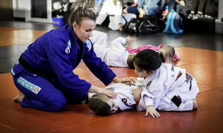 {Introduction to Kids Judo & Brazilian Jiu-Jitsu (BJJ) Ages 4-6}